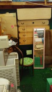 日立市にて、家具家電回収のご依頼3