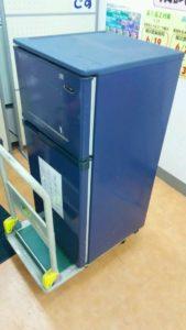 かすみがうら市にて、冷蔵庫回収処分のご依頼1