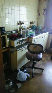 取手市にて、冷蔵庫、タンスなど回収処分のご依頼1