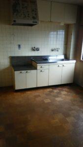 取手市にて、冷蔵庫、タンスなど回収処分のご依頼2