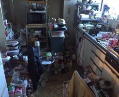 土浦市永国東町で軽トラで収まらない量の不用品回収とハウスクリーニング 施工事例紹介