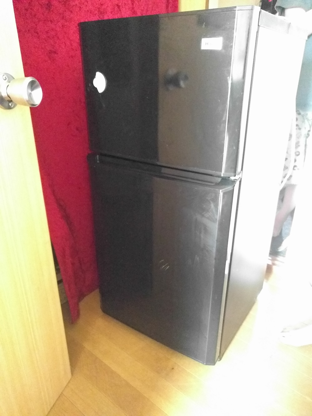 御代田町で不用品(冷蔵庫)処分ご依頼 お客様の声