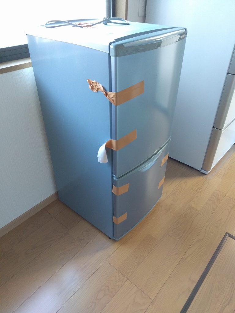 冷蔵庫の回収☆直前の不用品の内容の変更にも柔軟に対応できるサービスにご満足いただけました!