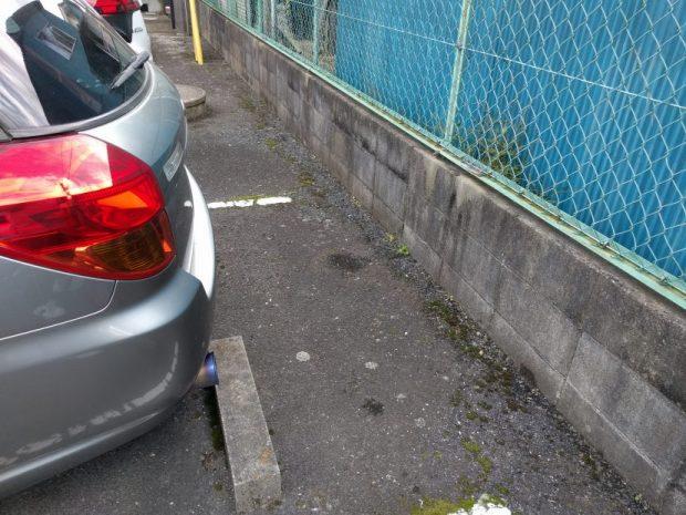 【水戸市青柳町】車用のタイヤ、マフラーの回収☆お問い合わせの翌日に対応でき、スピーディーな対応にご満足いただけました!