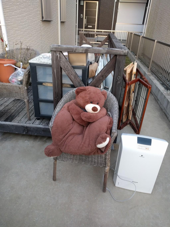 【茨城町】クローゼットやイスなどの不用品回収処分 お客様の声