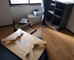 【水戸市】引越しで出た大型家具・家電などの回収・処分 お客様の声