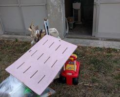 【日立市田尻町】軽トラック1台分の家具家電回収 お客様の声