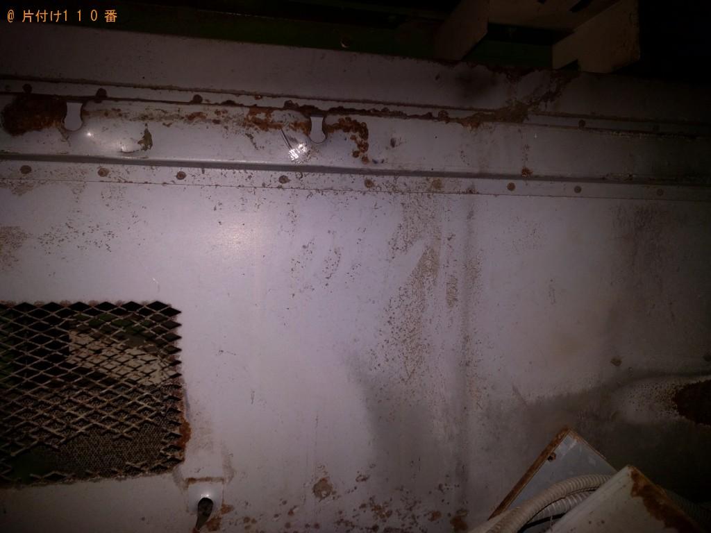 【ひたちなか市】分解した乾燥機の回収・処分ご依頼 お客様の声