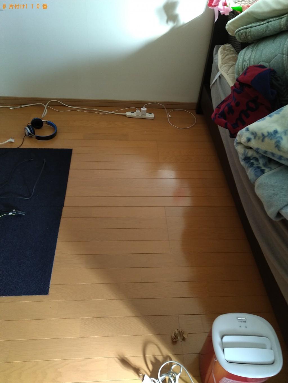 【桜川市】ソファーの回収・処分ご依頼 お客様の声