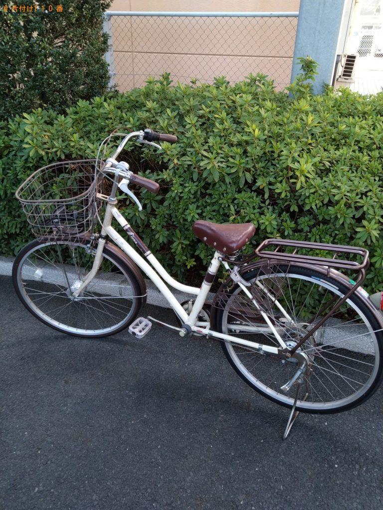 【北茨城市】自転車の回収・処分ご依頼 お客様の声