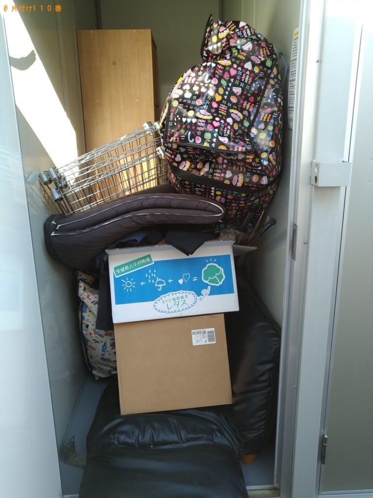 【結城市】整理タンス、ソファー、衣装ケースの回収・処分ご依頼