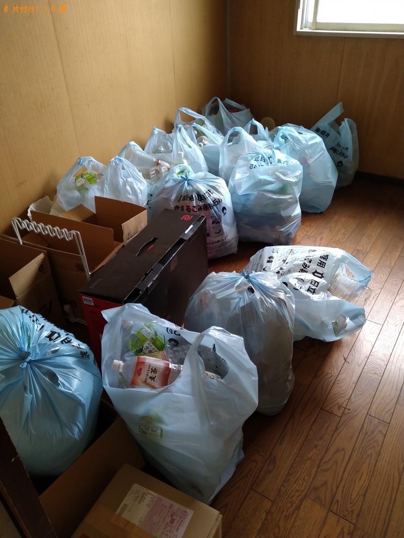【日立市鮎川町】ペットボトル、ダンボールの回収・処分ご依頼