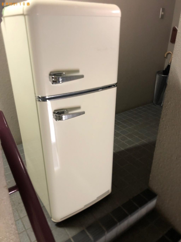 【水戸市】冷蔵庫の回収・処分ご依頼 お客様の声