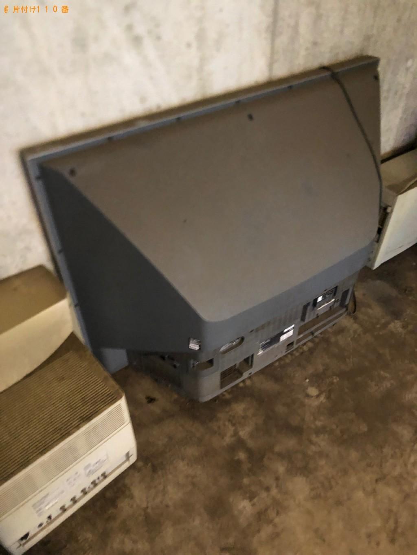 【水戸市】テレビ、パソコン、モニター等の回収・処分ご依頼