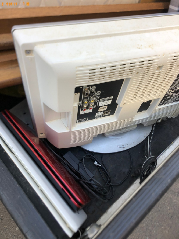 【水戸市】テレビ、パソコンの回収・処分ご依頼 お客様の声