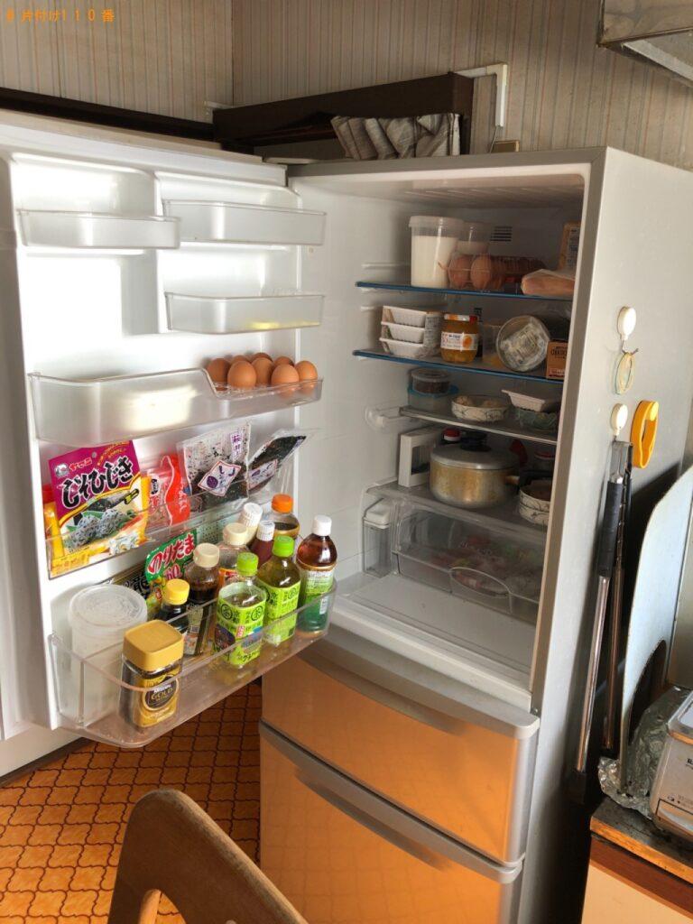 冷蔵庫、生ごみの回収・処分ご依頼 お客様の声